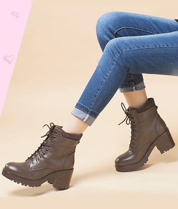 冬季新款骑士靴棉靴子